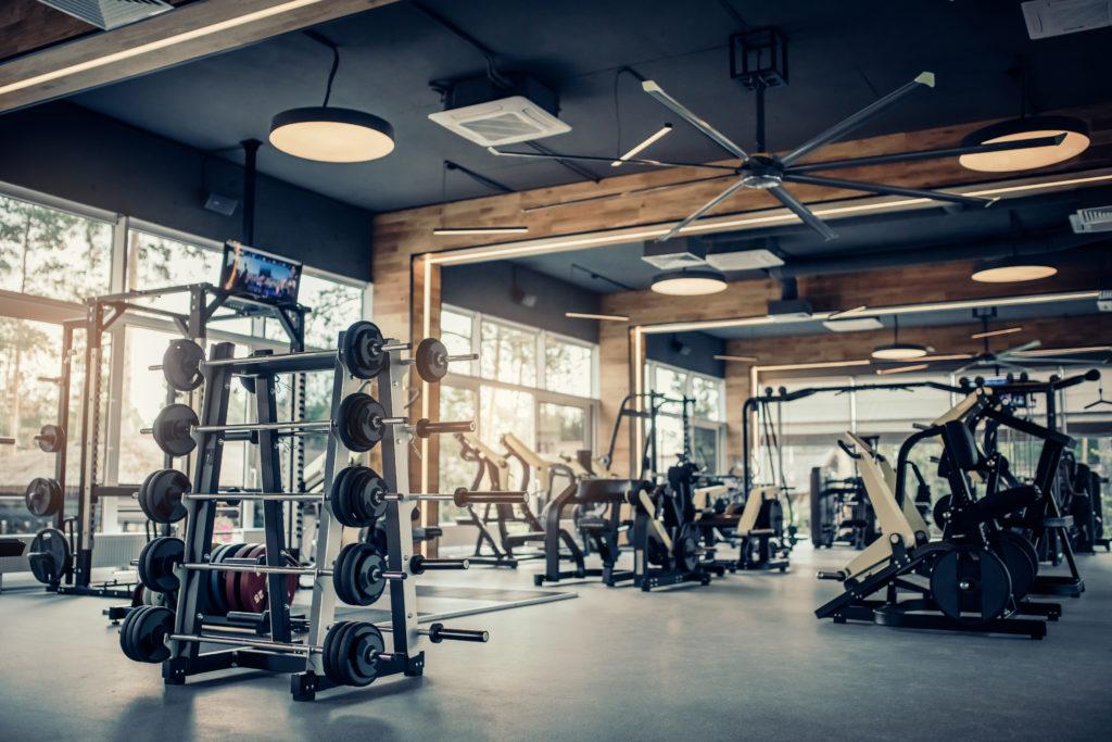 fitness apparatuur leasen