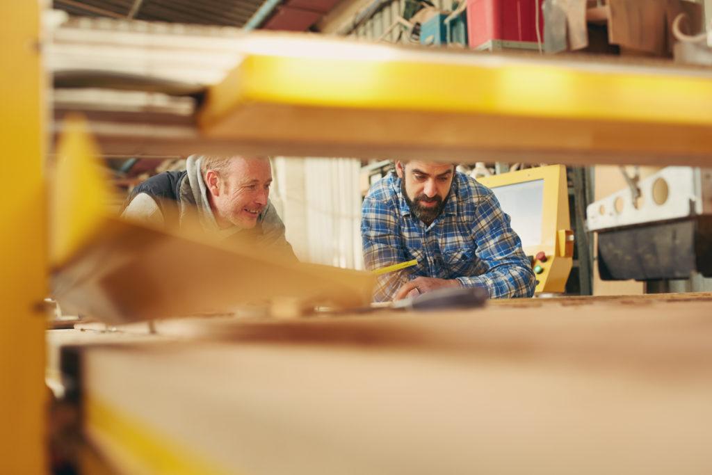 houtbewerkingsmachine leasen
