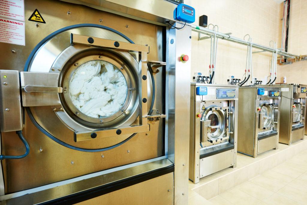 professionele wasmachine leasen